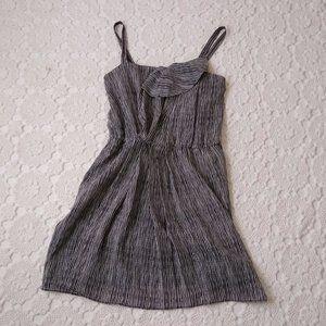 Rachel Roy M Mini Sun Day dress Sleeveless black